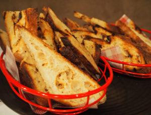 Grand Central Hotel Bread & Dips Platter